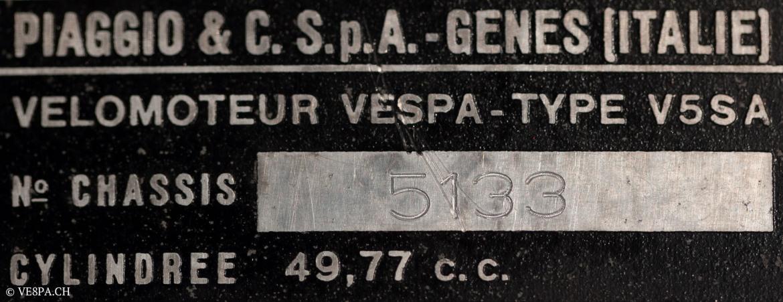 Vespa 50S - 1964 - VE8PA.CH - (30 von 69)
