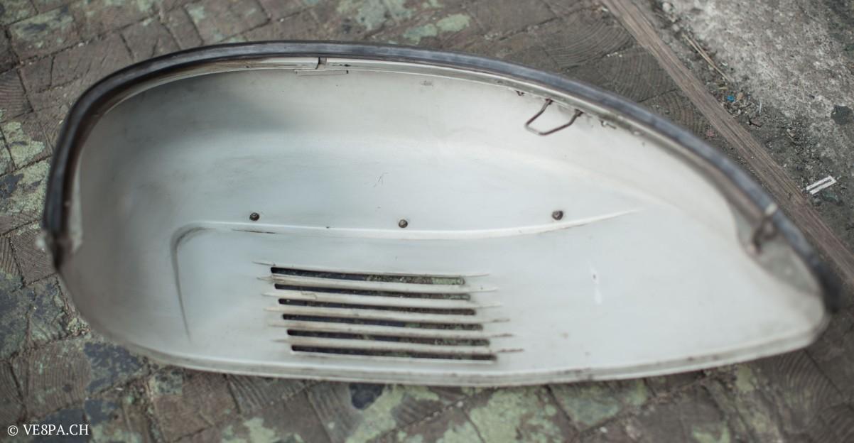 Vespa GTR 125, wie Vespa TS, Vespa Rally, Vespa SS 180, O-Lack, Original - VE8PA.CH - (37 von 66)