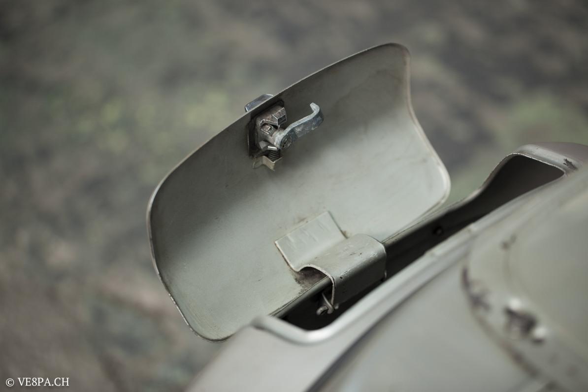 Vespa GTR 125, wie Vespa TS, Vespa Rally, Vespa SS 180, O-Lack, Original - VE8PA.CH - (40 von 66)