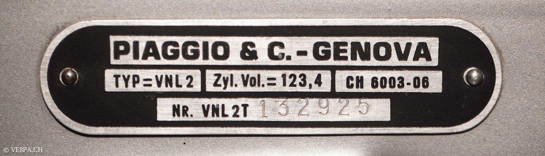 Vespa GTR, Gran Turismo, 1975, O-Lack, unrestauriert, wie Vespa Rally, Vespa TS, Vespa 180 SS, VE8PA.CH-36