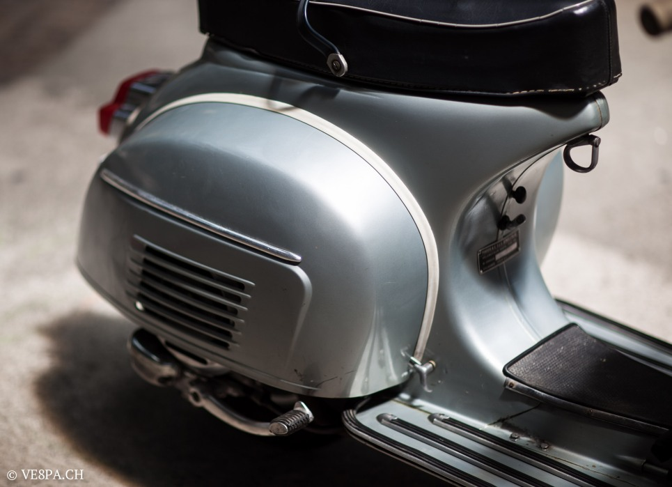 Vespa Sprint GT 125 1969, im O-Lack, original Zustand, wie Vespa SS 180 - VE8PA.CH-11