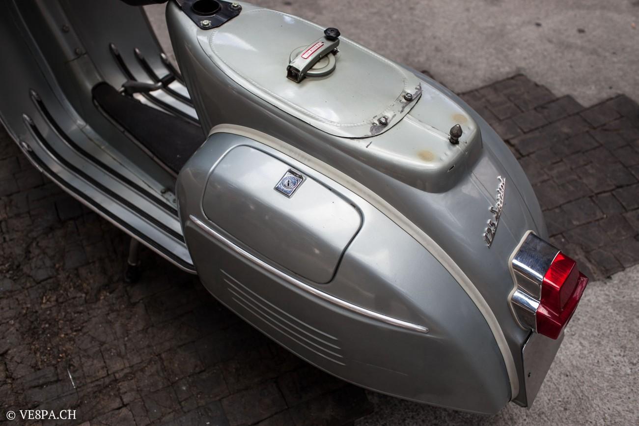 Vespa Sprint GT 125 1969, im O-Lack, original Zustand, wie Vespa SS 180 - VE8PA.CH-33