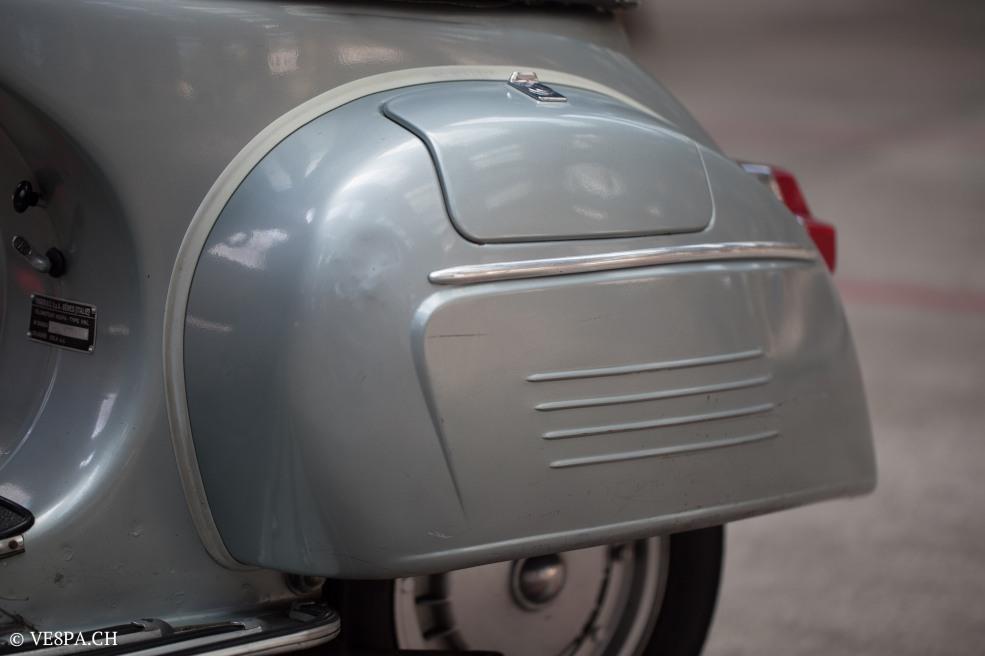 Vespa Sprint GT 125 1969, im O-Lack, original Zustand, wie Vespa SS 180 - VE8PA.CH-44