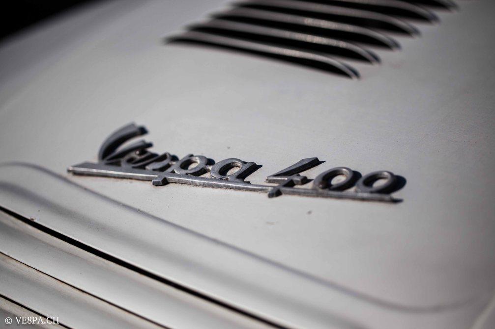 Vespa ACMA 400, 1958, O-Lack, Erstserie, www.VE8PA.CH-15