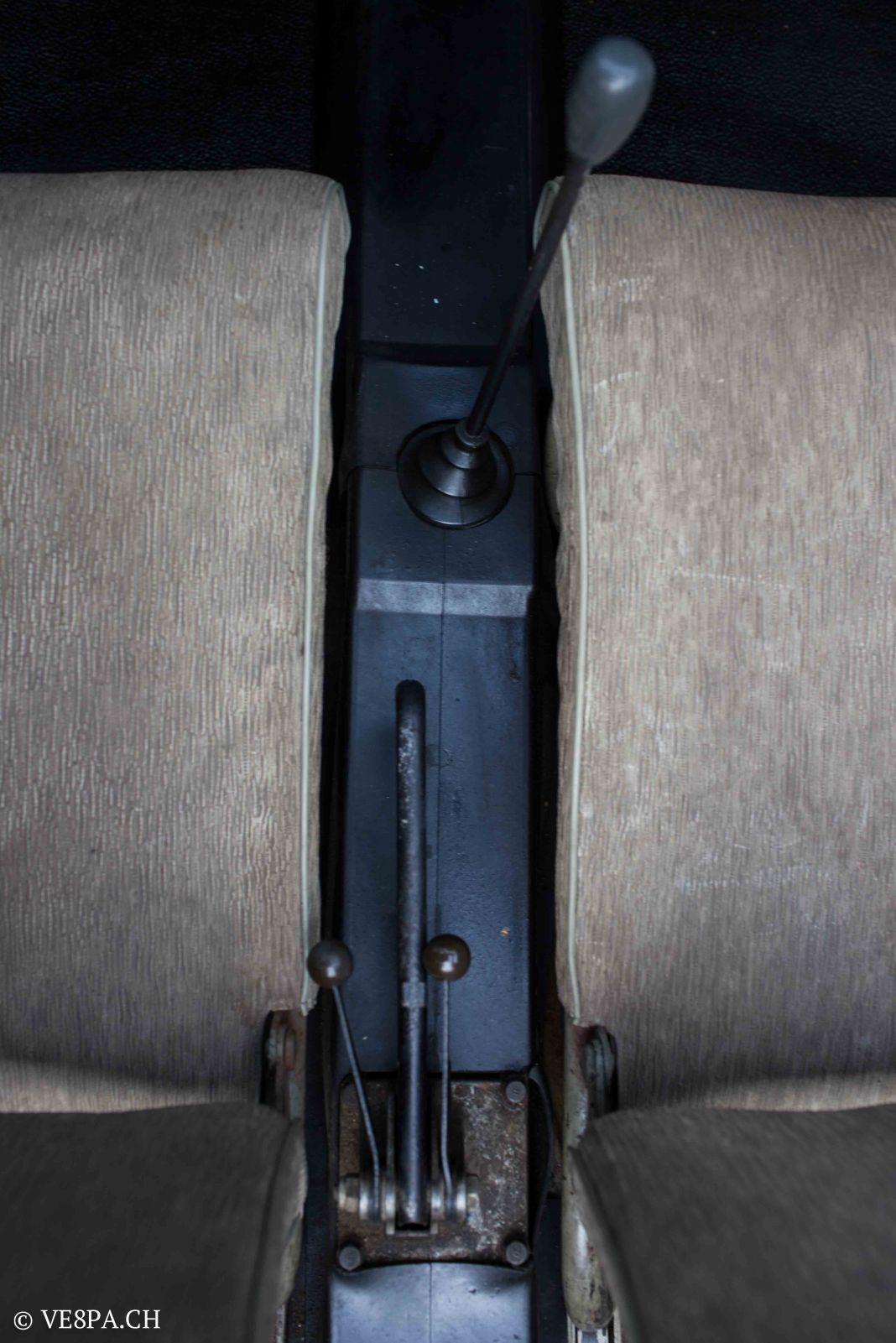 Vespa ACMA 400, 1958, O-Lack, Erstserie, www.VE8PA.CH-57