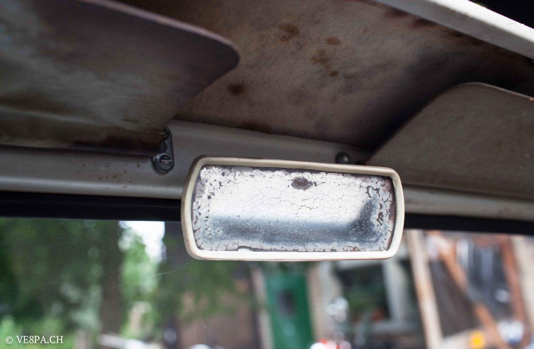 Vespa ACMA 400, 1958, O-Lack, Erstserie, www.VE8PA.CH-59