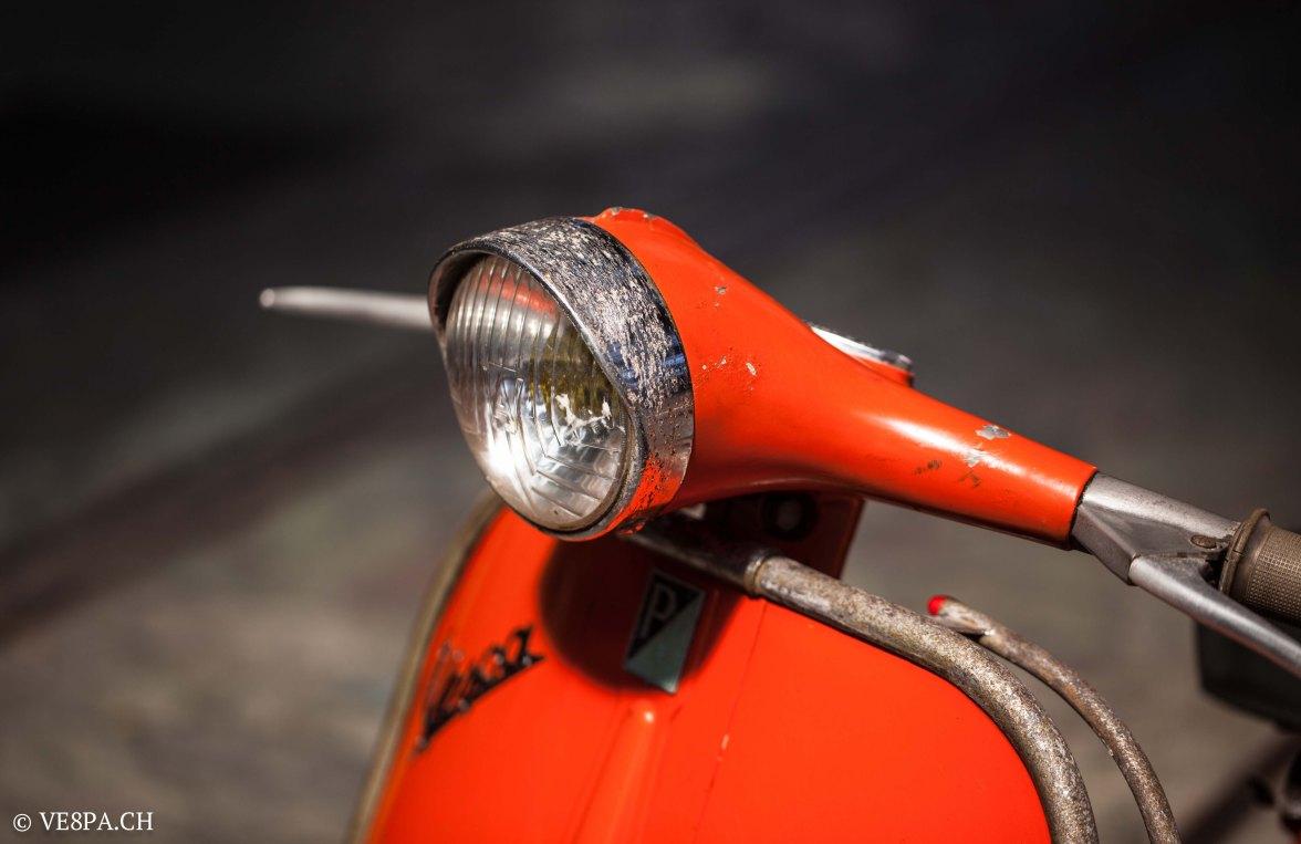 Vespa ACMA Typ N, 1960, 9535 KM, O-Lack, www.VE8PA.CH-18