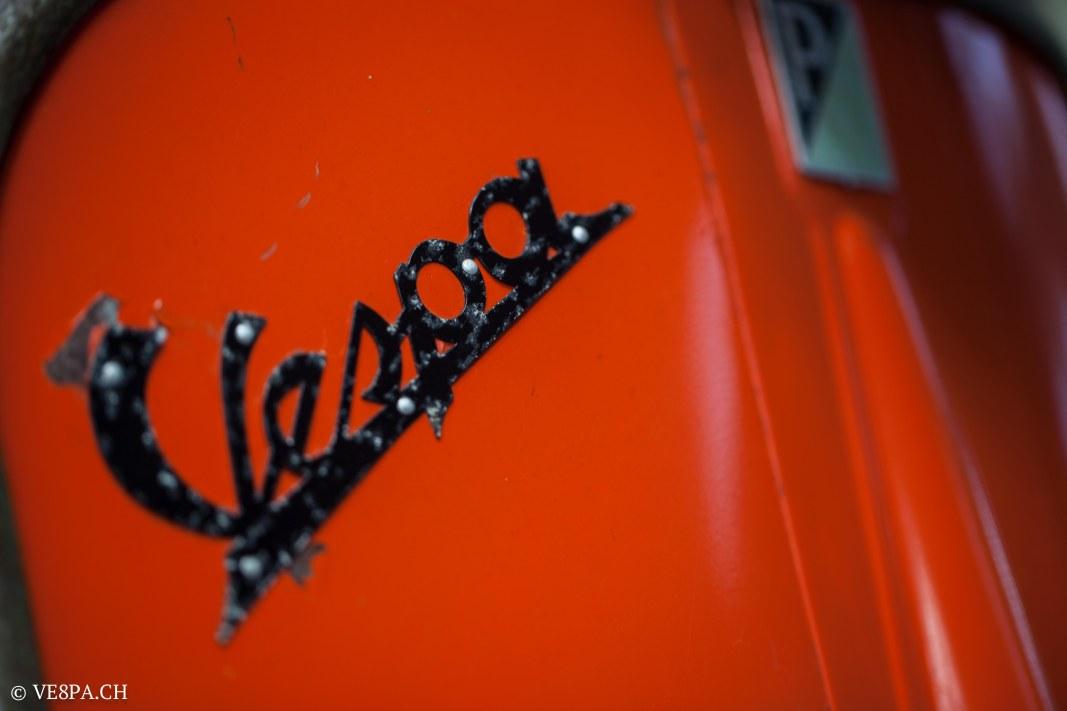 Vespa ACMA Typ N, 1960, 9535 KM, O-Lack, www.VE8PA.CH-27