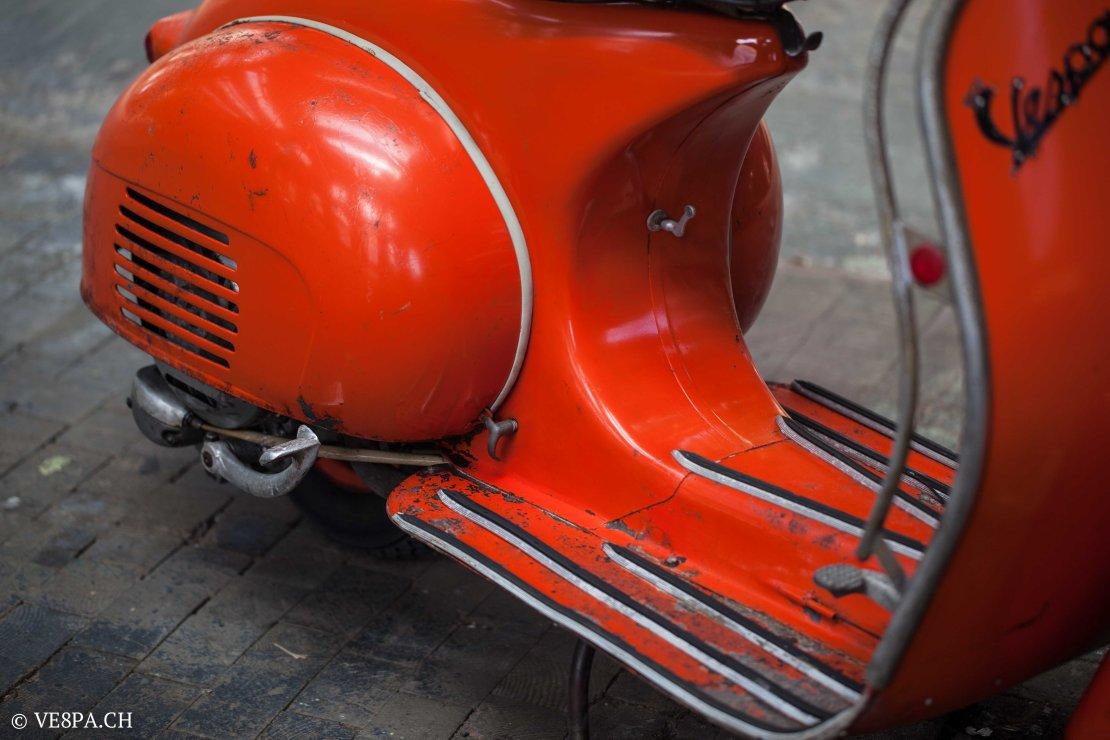 Vespa ACMA Typ N, 1960, 9535 KM, O-Lack, www.VE8PA.CH-30