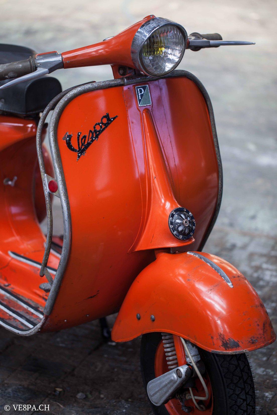 Vespa ACMA Typ N, 1960, 9535 KM, O-Lack, www.VE8PA.CH-52
