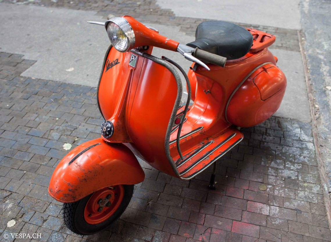 Vespa ACMA Typ N, 1960, 9535 KM, O-Lack, www.VE8PA.CH-55