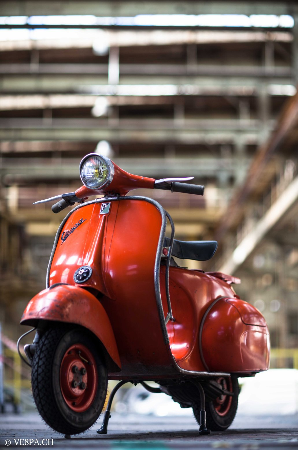 Vespa ACMA Typ N, 1960, 9535 KM, O-Lack, www.VE8PA.CH-59