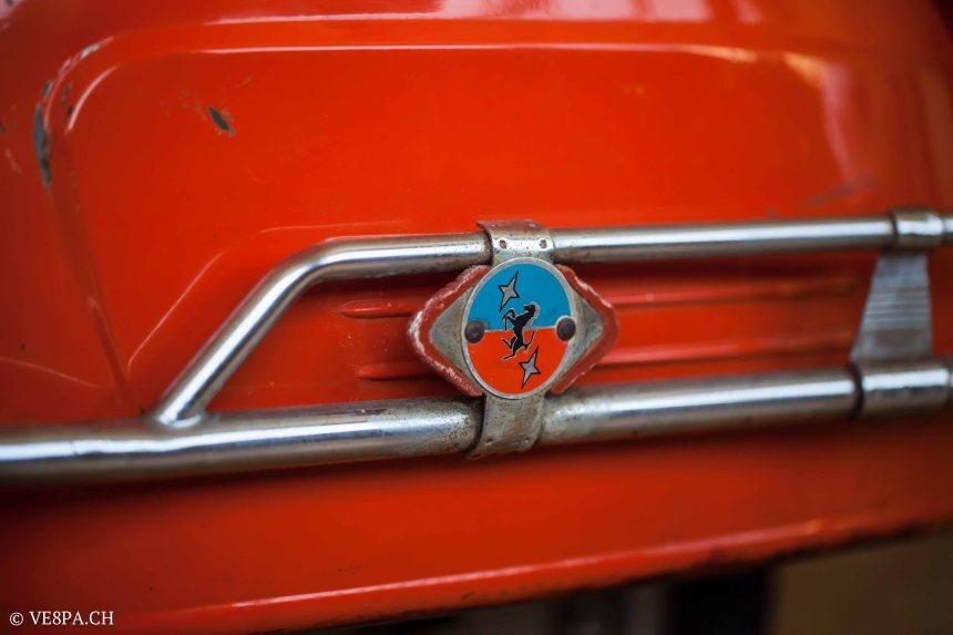 Vespa GTR 125, wie Vespa TS, Vespa Rally 180 200, Vespa SS 180, O-Lack, Conservata, Original - VE8PA.CH-42