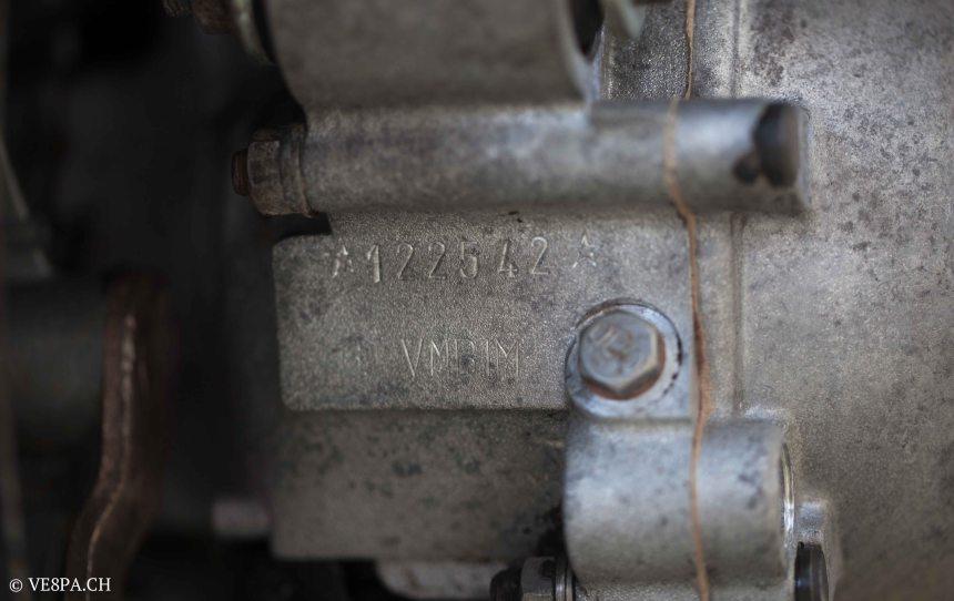 Vespa Primavera ET3, 1981, conservata, O-Lack - Original Lack, unrestauriert, Vespa Smallframe wie Vespa V50, Vespa SS50, Vespa SS90-55