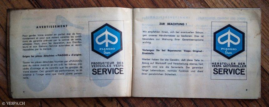 Vespa Primavera 1975, Orange, im O-Lack, Originallack, Vespa Smallframe wie Vespa 50SS, ET3, VE8PA.CH-81